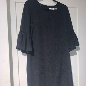 Calvin Klein Sqaure Neck Dress